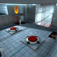 Ultrabotones en la Cámara de Pruebas 05