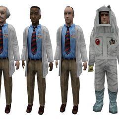 Todos los modelos de Científicos