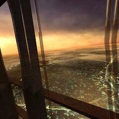 Vista de la Ciudad desde la Ciudadela