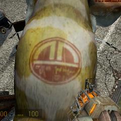 Simbolo que se encuentra arriba de la nave(el mismo que se encuentra en el zancudo)