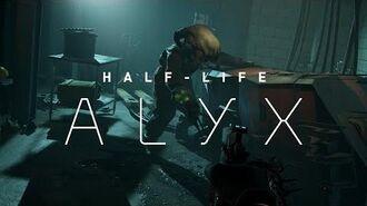 Half-Life Alyx Gameplay Video 1