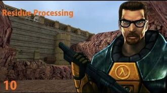 Half-Life 1 Walkthrough 100% (Episodio 10- Proceso de Residuos)