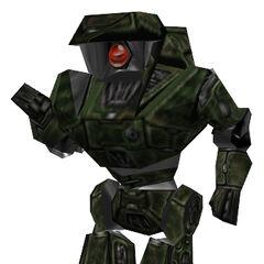 Modelo del Robot Grunt