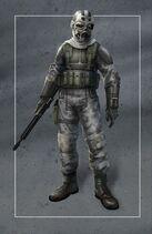 Haven soldier