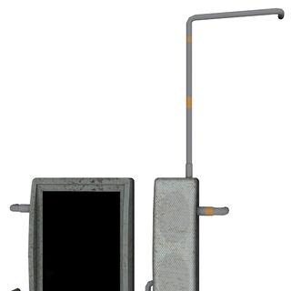 Modelo del Dispositivo del Sistema de Altavoces con Pantalla