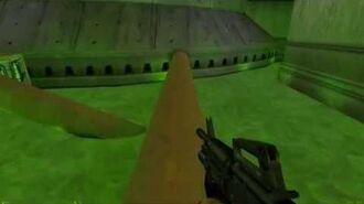 Half-Life (1998) - Chapter 6 Blast Pit 4K 60FPS