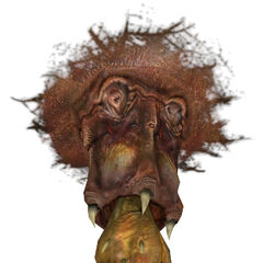 Modelo del Barnacle de Half-Life 2