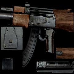 Texturas del AK-47