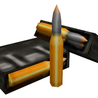 Munición del Rifle