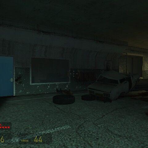 Bunker abandonado