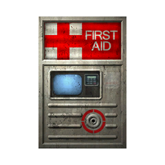 Textura del Cargador de salud de Half-Life 2