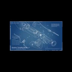 Otro diseño del Dispositivo Portátil de Portales de Aperture Science