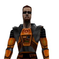 Modelo de Freeman en Opposing Force