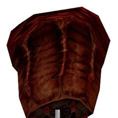 Modelo del Barnacle en Half-Life