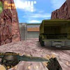 El camión en Counter-Strike 1.6
