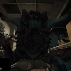 Headcrab atacando a Alyx en Half-Life: Alyx