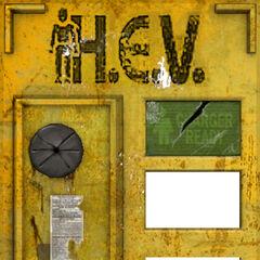 Placa del Cargador HEV encontrada en Half-Life 2
