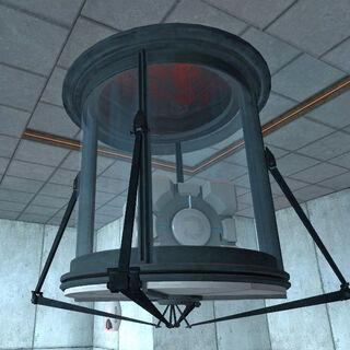 Dispensador de Artefactos Cruciales de Portal