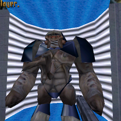 Alien Grunt en Half-Life Alpha