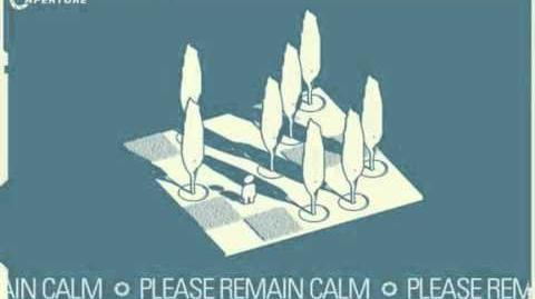 Portal - Remain Calm