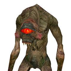 Modelo del Vortigaunt de Half-Life 2