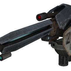 Modelo de cañón del Autocañón