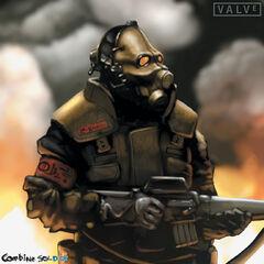 Concepto del Soldado Overwatch
