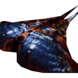El model de manta raya de Half-Life: Decay