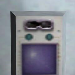 Escáner de Retina desactivado