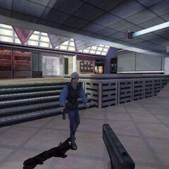 Primer modelo del Guardia de Seguridad