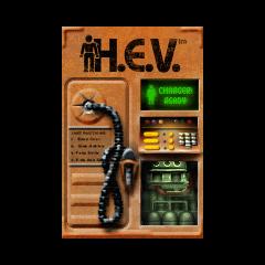 Cargador HEV de Half-Life