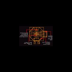 Esquemas del Espectrómetro de Anti-Materia