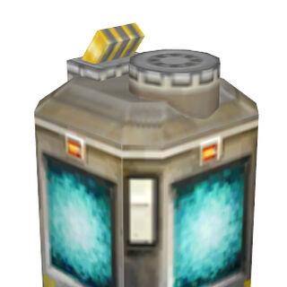 Batería de la Beta de Half-Life 2