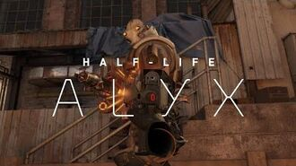 Half-Life Alyx Gameplay Video 3
