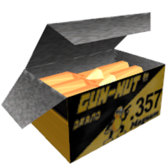 Caja de munición del Half-Life