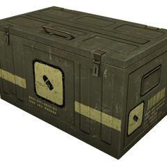 Caja de Munición