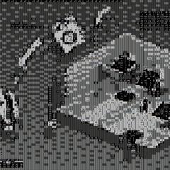 Arte ASCII del Portal ARG