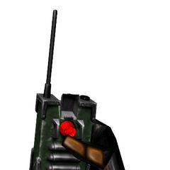 Viewmodel del Detonador