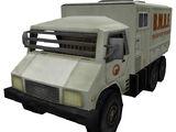 Camión de Black Mesa