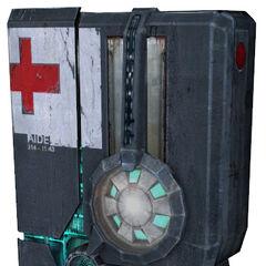 Cargador de Salud de Half-Life 2