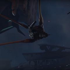 Un Zancudo en Half-Life: Alyx