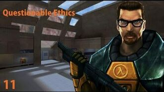 Half-Life 1 Walkthrough 100% (Episodio 11- Etica Dudosa)