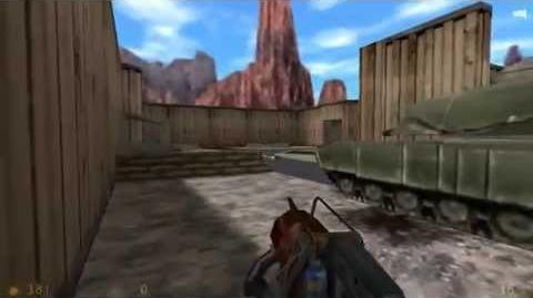 Half-Life- Capítulo 12 'Tensión en la Superficie'