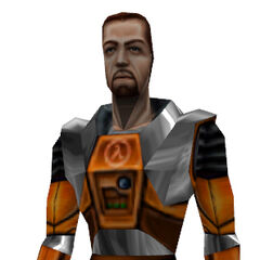 Modelo de Gordon Freeman