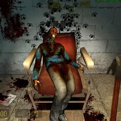 Cuerpo con el rostro quemado en el Garaje APC