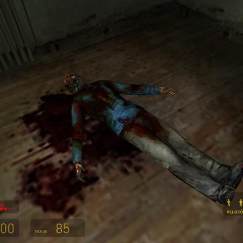Cadaver en un Apartamento