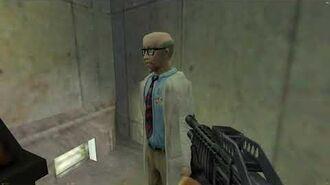 Half-Life (1998) - Chapter 4 Office Complex 4K 60FPS