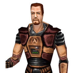 Modelo multijugador de Freeman