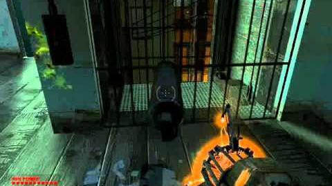 Half Life 2 No Vamos a Ravenholm
