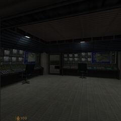 Zona de cámaras de vigilancia